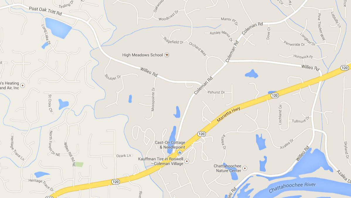 New Construction Homes In Roswell