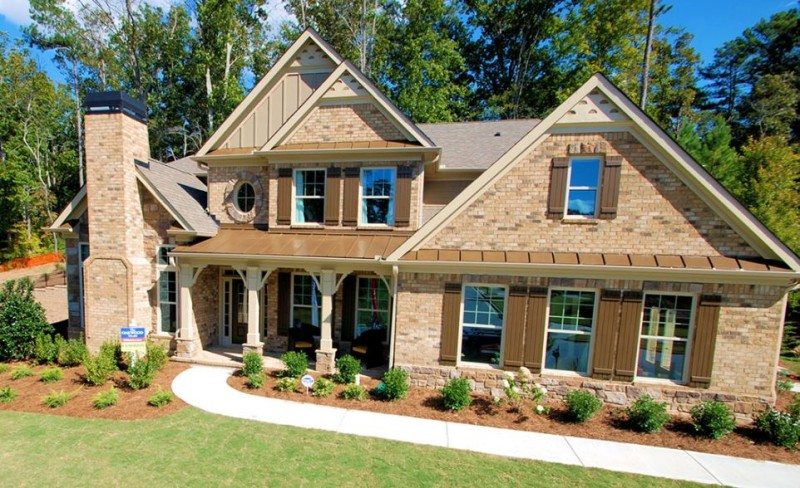 D.R. Horton Homes Roswell Georgia
